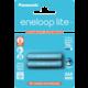 Panasonic 4LCCE/2BE ENELOOP LITE AAA 2x