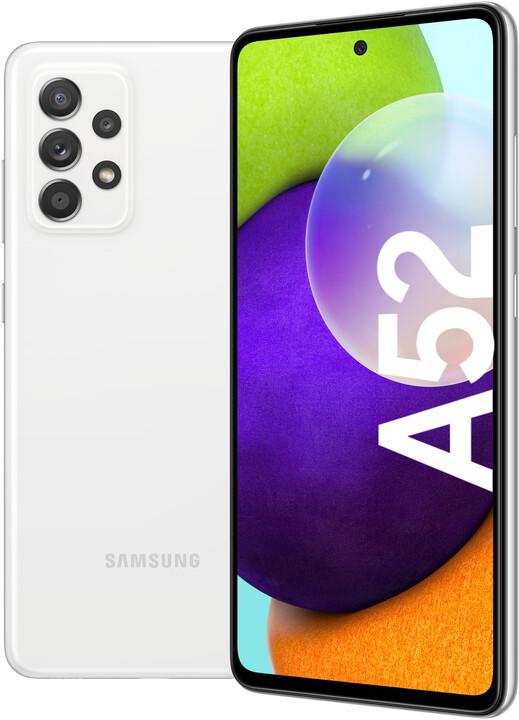 Samsung Galaxy A52, 6GB/128GB, Awesome White