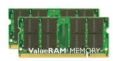 Kingston Value 1GB DDR2 800 SO-DIMM