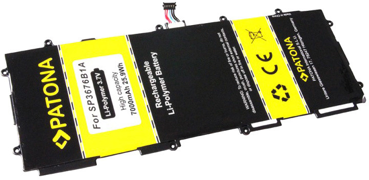 Patona baterie pro Samsung Galaxy Note 10.1 7000mAh 3,7V Li-Pol