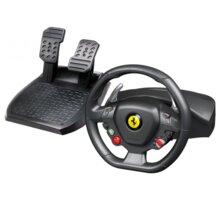 Thrustmaster Ferrari 458 Italia (PC, Xbox 360)  + Možnost vrácení nevhodného dárku až do půlky ledna
