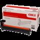 OKI 46484108, (30000 str.), black  + LED žárovka Filament 11W E27 v hodnotě 190 Kč