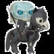 Figurka Funko POP! Game of Thrones - Mounted White Walker
