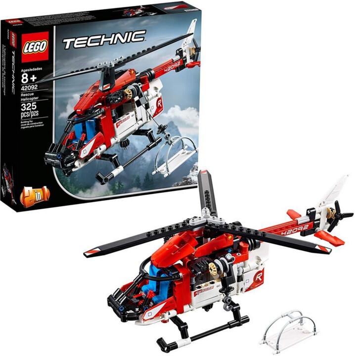 LEGO® Technic 42092 Záchranářský vrtulník