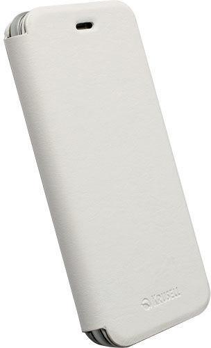 Krusell flipové pouzdro DONSÖ Flipcase pro Apple iPhone 6, bílá