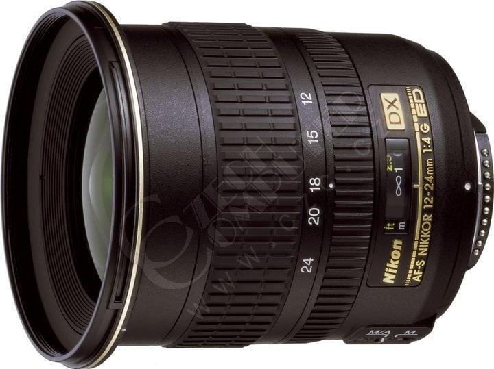 Nikon objektiv Nikkor 12-24mm f/4G ED-IF AF-S DX