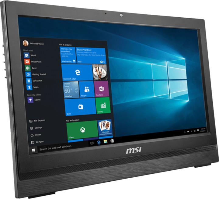 MSI Pro 20 6M-022XEU, černá