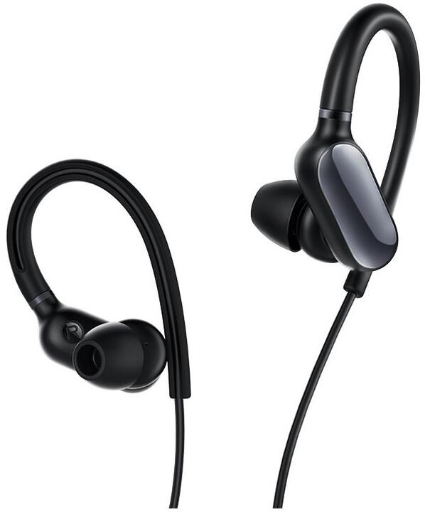 Mi Sports Bluetooth Earphones, černá