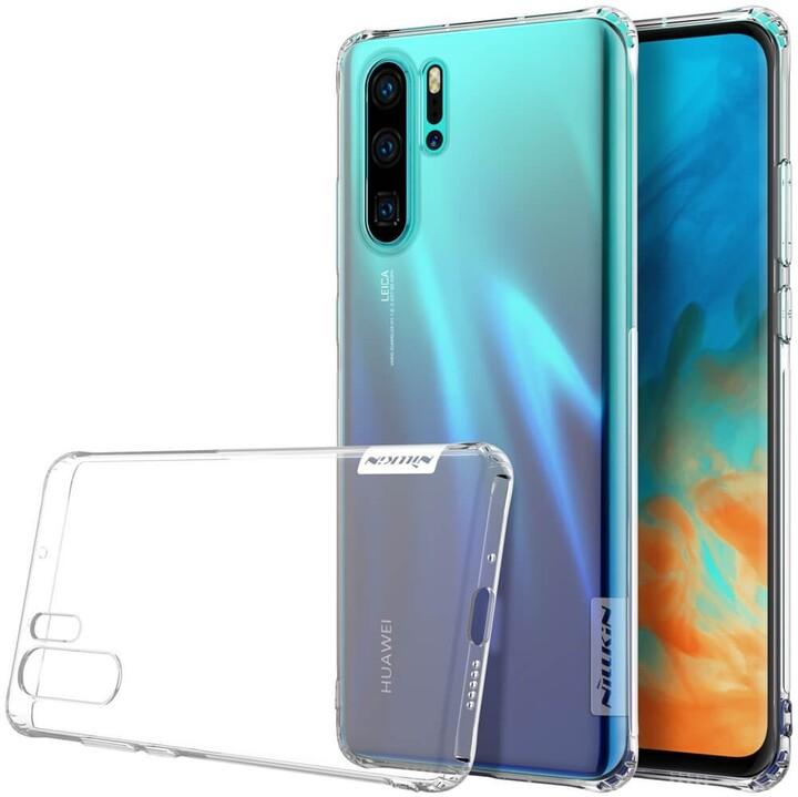 Nillkin Nature TPU pouzdro pro Huawei P30 Pro, transparentní