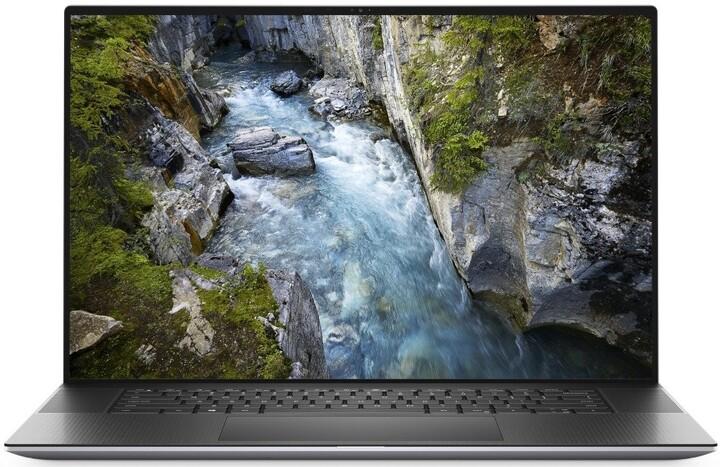 Dell Precision 17 (5750), šedá