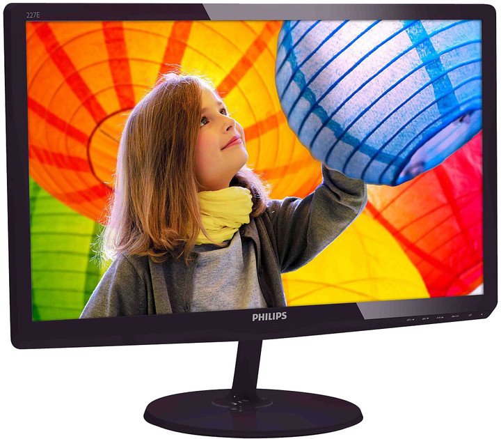 Philips 227E6QDSD - LED monitor 22""