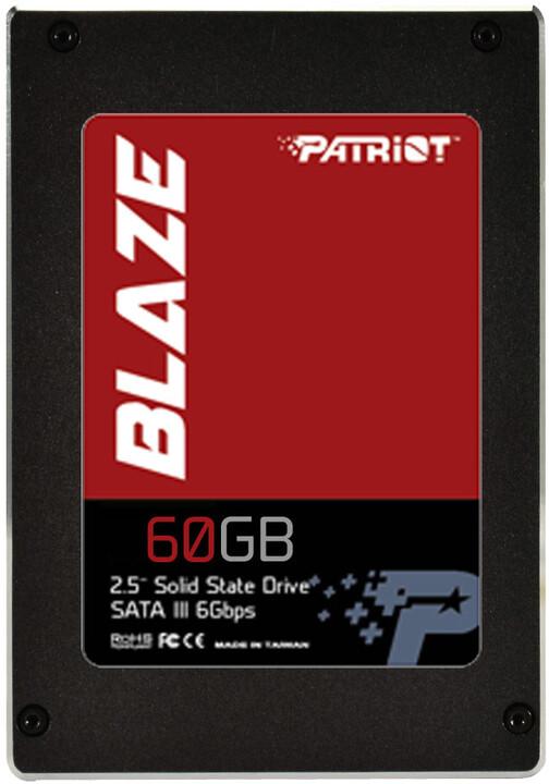 Patriot Blaze - 60GB