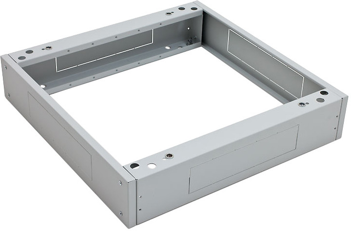 Triton podstavec pod rack RAC-PO-X89-XN, 800x900mm, s filtrem, šedý
