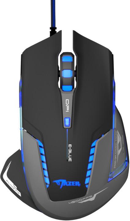 E-Blue Mazer Pro, černá