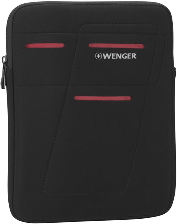 """WENGER KEYSTROKE - 10"""" vertikální brašna na tablet, černá"""