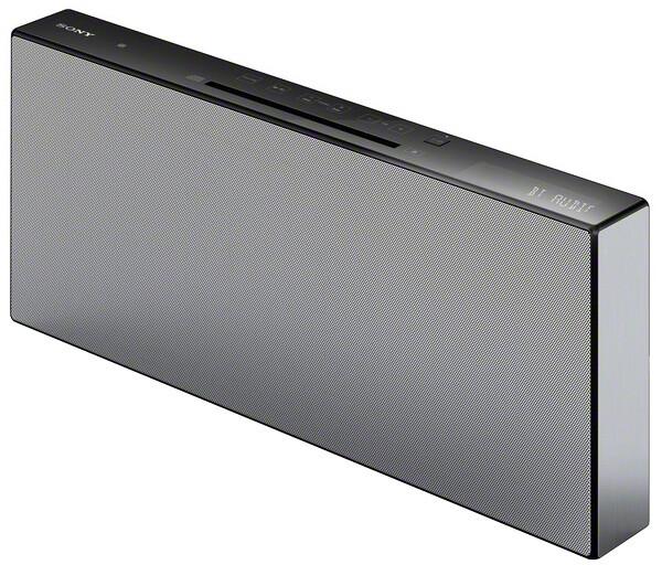 Sony CMT-X5CD, bílá