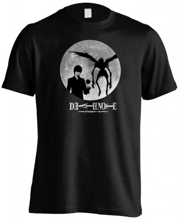 Tričko Death Note: Watching Light (L)