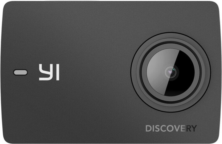 YI Discovery Action Camera, černá