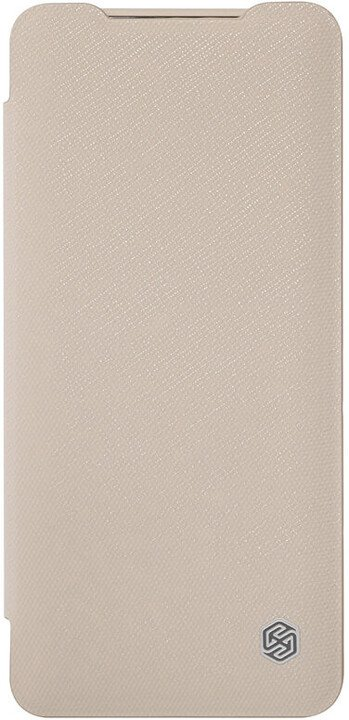 Nillkin pouzdro Ming Book pro Samsung Galaxy S20, oranžová