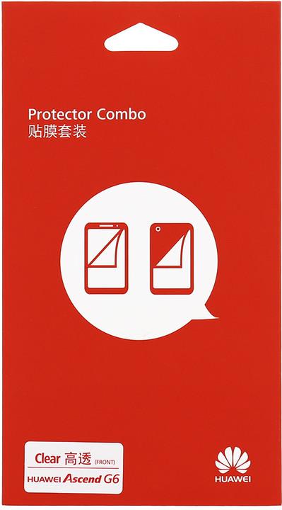 Huawei ochranná folie pro G6