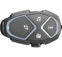 CellularLine Bluetooth handsfree pro uzavřené a otevřené přilby Interphone AVANT, Single Pack INTERPHOAVANT