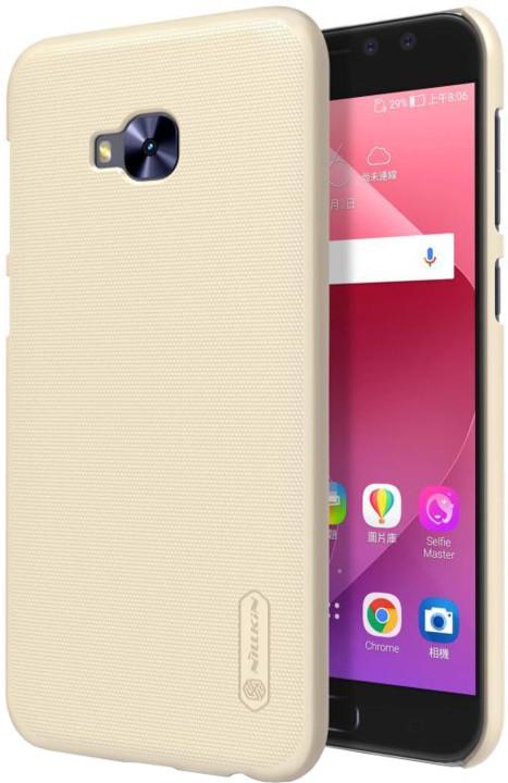 Nillkin Super Frosted kryt pro Asus Zenfone 4 Selfie Pro ZD552KL, Gold