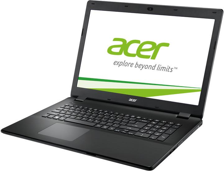 Acer Aspire E17 (E5-771G-593P), černá