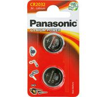 Panasonic baterie CR-2032 2BP Li - 35049311