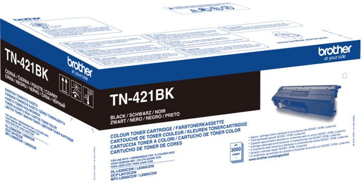 Brother TN-421BK, černý