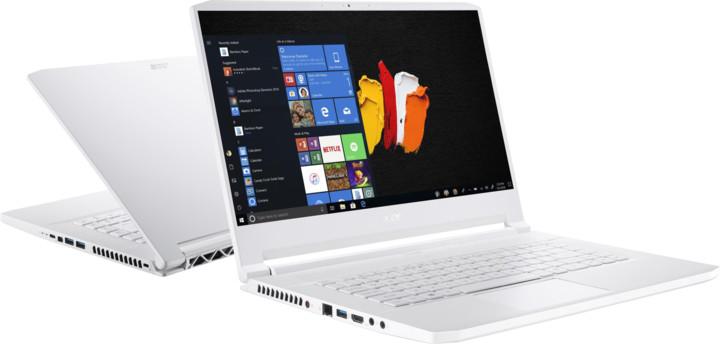 Acer ConceptD 7 (CN715-71-74PC), bílá
