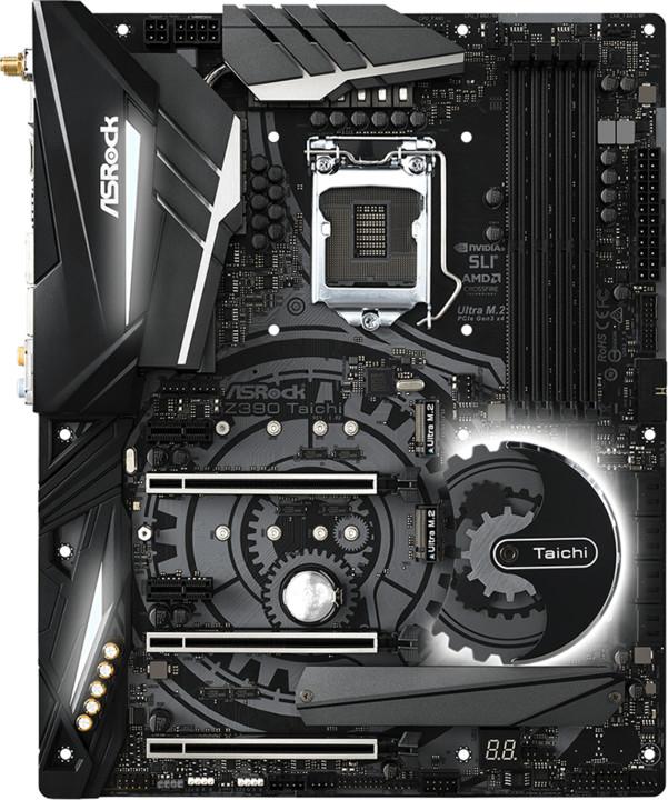 ASRock Z390 TAICHI - Intel Z390