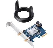ASUS PCE-AC58BT, Wifi + BT - 90IG04S0-MM0R10