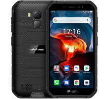 UleFone Armor X7 PRO, 4GB/32GB, Black