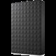 Seagate Expansion Portable - 1TB, černá, Rescue plan