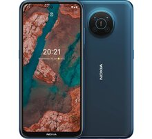 Nokia X20, 8GB/128GB, 5G, Dual SIM, Nordic Blue