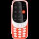 Nokia 3310, Single Sim, červená