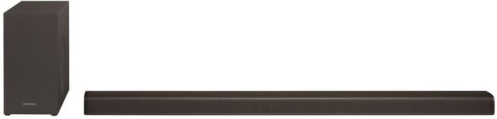 Hitachi HSB280BTS, 2.1, černá