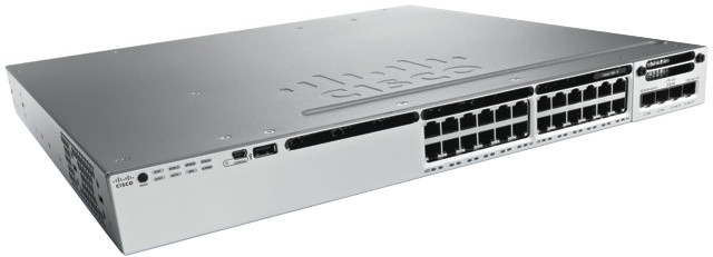 Cisco Catalyst C3850-24P-S
