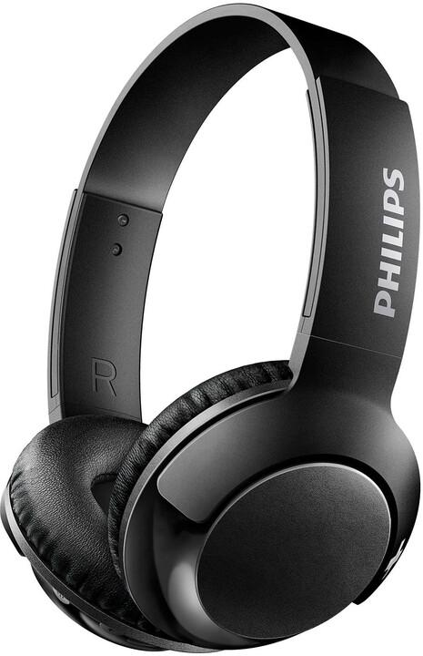 Philips SHB3075, černá