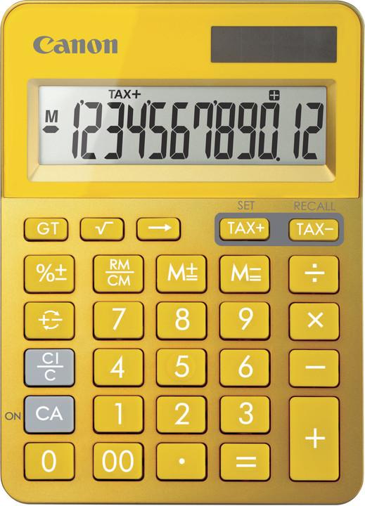 Canon LS-123K-MYL, žlutá