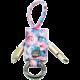 MIZOO USB/ lightning klíčenka K2-05i, květovaná