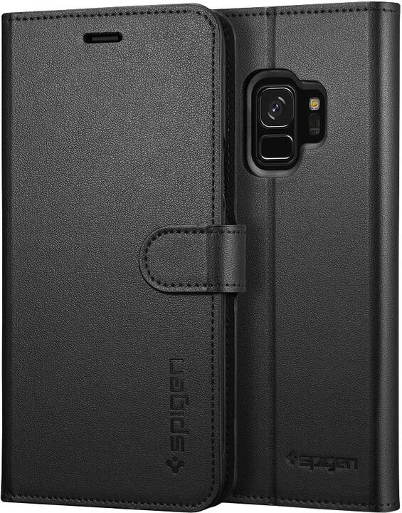 Spigen Wallet S pro Samsung Galaxy S9, black