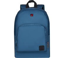 "WENGER CRANGO - 16"" batoh na notebook, modrá - 610199"