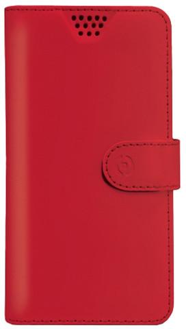"""CELLY Wally Unica pouzdro, velikost XL 4,5"""" - 5"""", červená"""