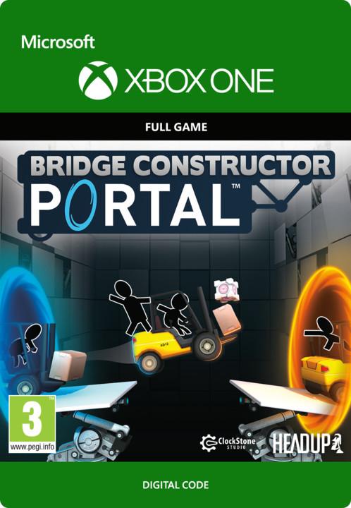 Bridge Constructor Portal (Xbox ONE) - elektronicky
