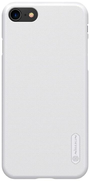 Nillkin Super Frosted zadní kryt pro iPhone 8/SE (2020), bílá