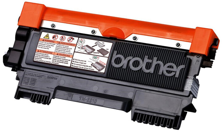 Brother TN-2210, černý