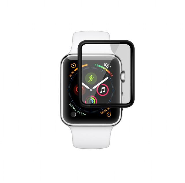 EPICO ochranné sklo 3D+ FLEXIGLASS Apple Watch 4/5, 44mm