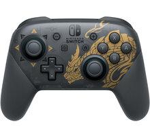 Nintendo Pro Controller, Monster Hunter Rise Edition