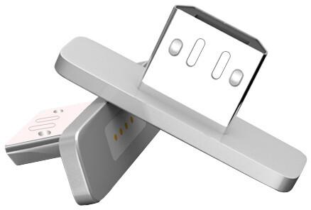 WSKEN MicroUSB magnetická nabíjecí/datová koncovka, 2ks